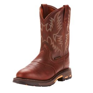Ariat® Men's Workhog® Pull-On Boots
