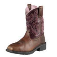 Ariat® Women's Fatbaby® Krista Pull-On Boots